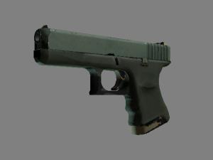 Glock-18   Грунтовая вода