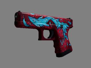Glock-18 | Дух воды (Немного поношенное)