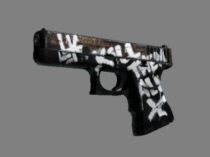 Glock-18 | Пустынный повстанец