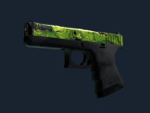 Glock-18 | Ядерный сад