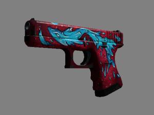Glock-18 | Дух воды - Кейсы Дота 2