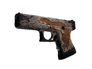 Glock-18 | Weasel - Кейсы Дота 2