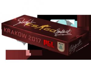 Сувенирный набор «PGL Krakow 2017 Inferno»