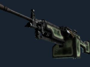 M249   Глубокий рельеф