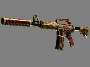 M4A1-S | Огонь Чантико