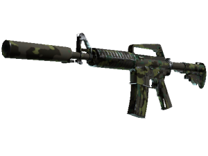 M4A1-S | Северный лес (После полевых испытаний)
