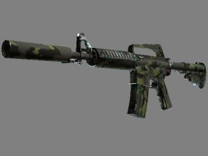 M4A1-S | Северный лес - Кейсы Дота 2