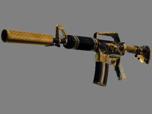 M4A1-S | Золотая спираль