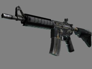 M4A4 | Современный охотник (Закаленное в боях)