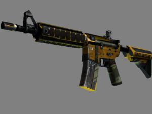 M4A4 | Buzz Kill - Кейсы Дота 2