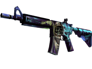 M4A4 | Desolate Space - Кейсы Дота 2