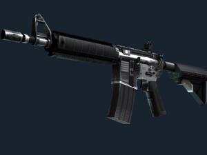 M4A4 | Магний - Кейсы Дота 2