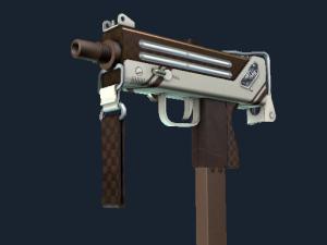 MAC-10 | Телячья кожа