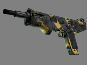 MAG-7 | Желто-черные полосы