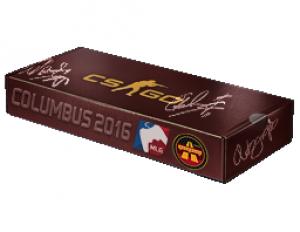 Сувенирный набор «MLG Columbus 2016 Overpass»