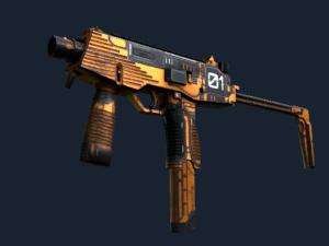MP9 | Скромная угроза