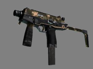 MP9 | Black Sand