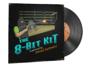 Набор музыки | Daniel Sadowski - The 8-Bit Kit