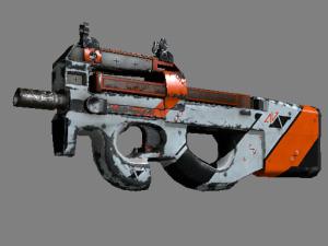 P90 | Азимов (Закаленное в боях)