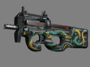 P90 | Изумрудный дракон
