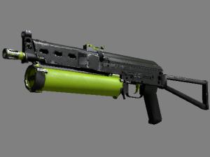 ПП-19 «Бизон» | Химический зелёный