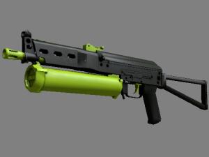 ПП-19 Бизон | Химический зеленый