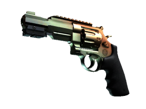 R8 Revolver | Янтарный градиент