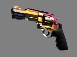 Револьвер R8 | Градиент