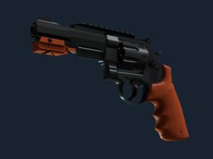 Револьвер R8 | Нитро