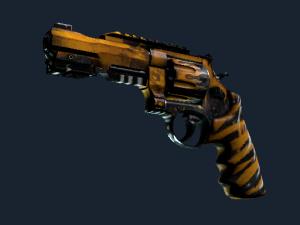Револьвер R8 | Отбойный череп