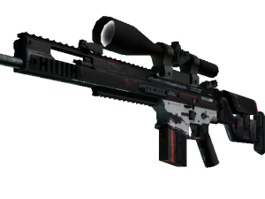 SCAR-20 | Сайрекс