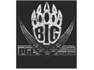 Запечатанный граффити | BIG | Krakow 2017