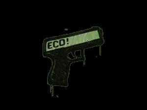 Sealed Graffiti   Eco (Battle Green)