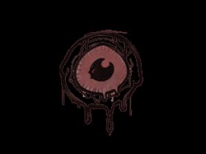 Sealed Graffiti | Eye Spy (Brick Red)
