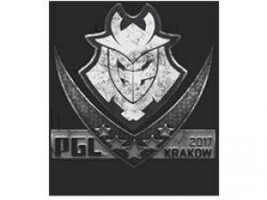 Запечатанный граффити | G2 Esports | Krakow 2017