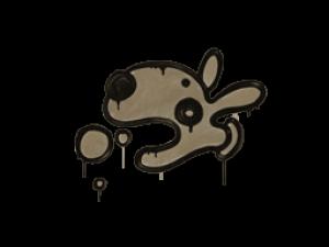 Sealed Graffiti   Popdog (Dust Brown)