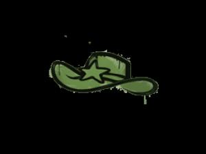 Sealed Graffiti | Sheriff (Battle Green)