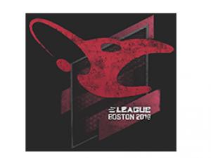 Запечатанный граффити | mousesports | Бостон 2018