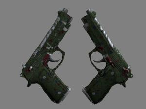 Сувенирный Dual Berettas | Терн