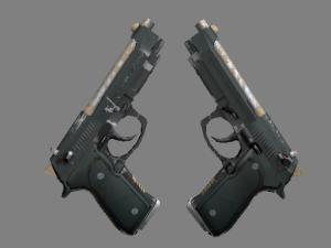 Сувенирный Dual Berettas | Наемник
