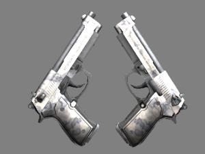 Сувенирный Dual Berettas | Патина