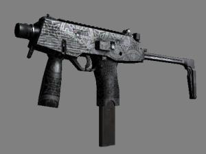 Сувенирный MP9 | Темный век