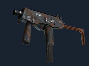 Сувенирный MP9 | Занос