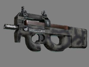Сувенирный P90 | Сажа