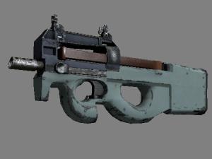 Сувенирный P90 | Гроза