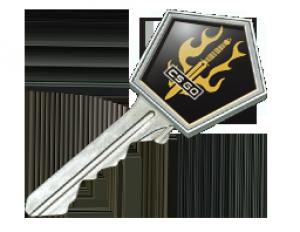 Ключ от кейса «Спектр 2»