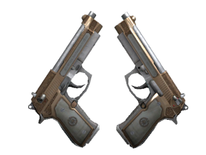 StatTrak™ Dual Berettas   Картель