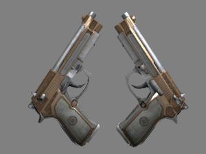 StatTrak™ Dual Berettas | Картель
