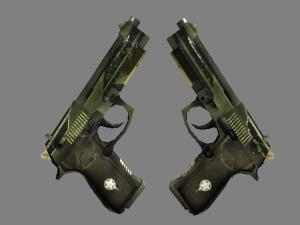 StatTrak™ Dual Berettas | Возмездие