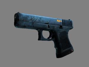 StatTrak™ Glock-18   Пришелец